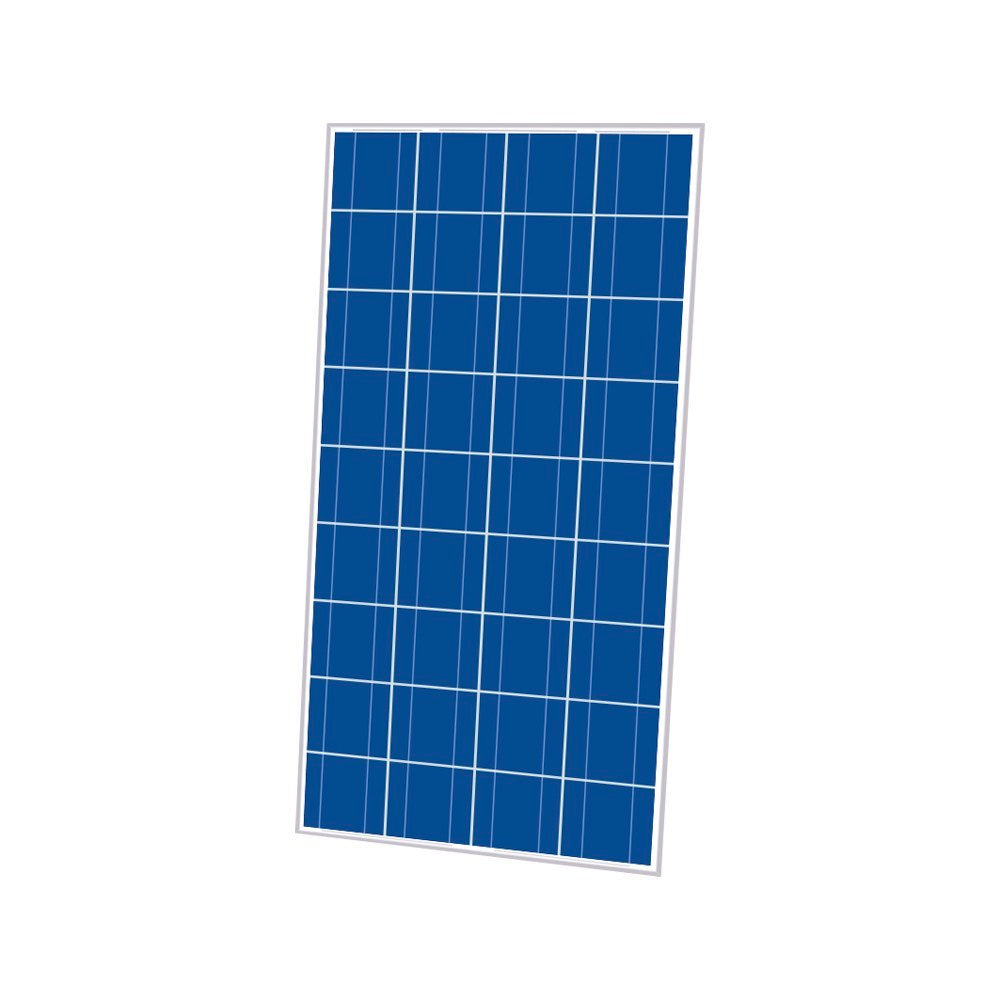 Cinco 50W 36 Cell Poly Solar Panel Off-Grid - [The Power Store]
