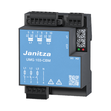 Janitza Power Analyser UMG 103 - [The Power Store]
