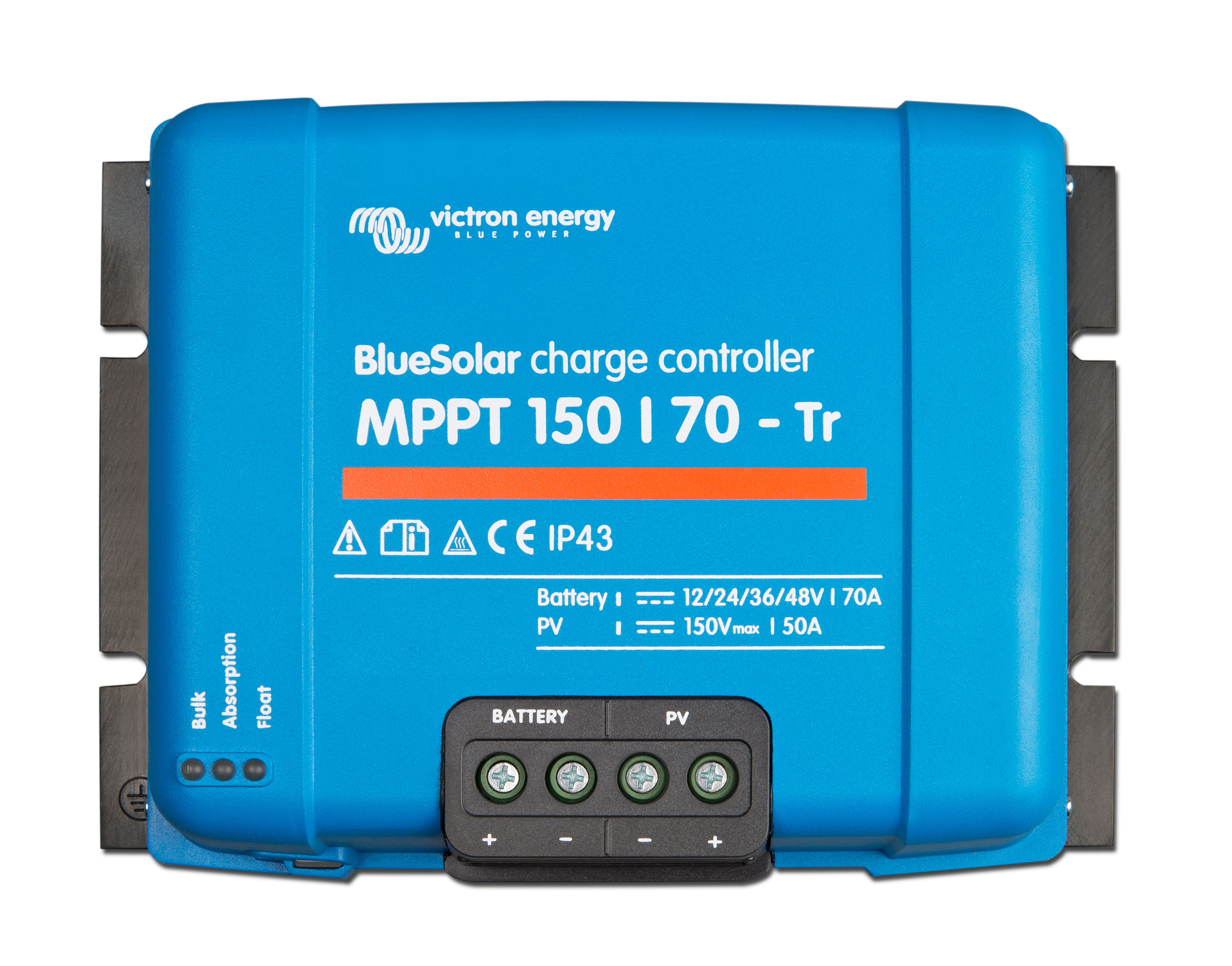 BlueSolar MPPT 150/70-Tr (12/24/36/48V-70A) - [The Power Store]