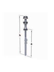 Solar Fastener for steel substructure 100mm/50mm - [The Power Store]