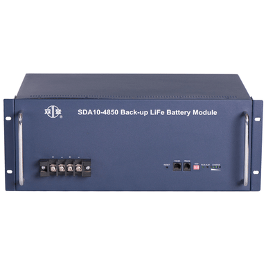 SDA10-4850 2.4kW 48V Lithium iron phosphate (LFP) battery pack