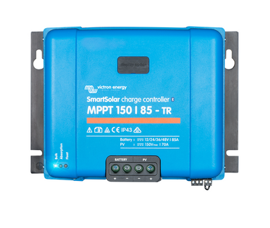 SmartSolar MPPT 150/85-Tr (12/24/36/48V-85A) - [The Power Store]