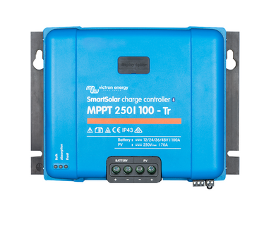 SmartSolar MPPT 250/85-Tr (12/24/36/48V-85A) - [The Power Store]