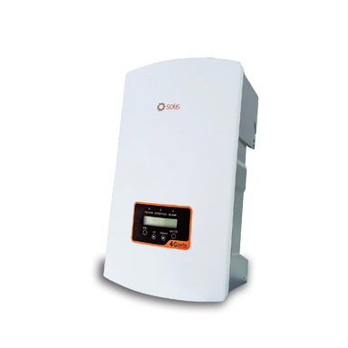 Solis 20kW 4G 3 Phase Dual MPPT - DC - [The Power Store]