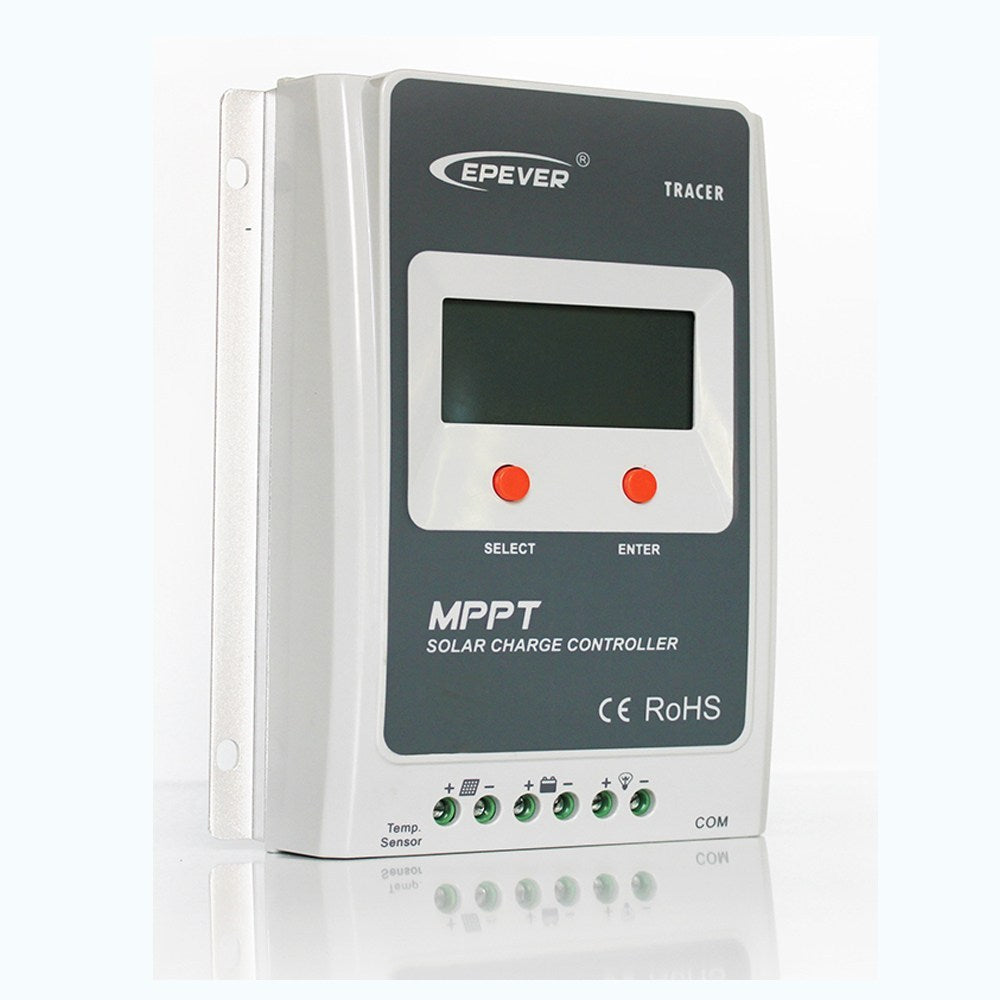 Epsolar Tracer 4210AN 40A MPPT 100V Charge Controller - 12V/24V - [The Power Store]