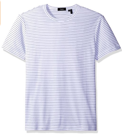 Lokt Stripe Short-Sleeve T-Shirt