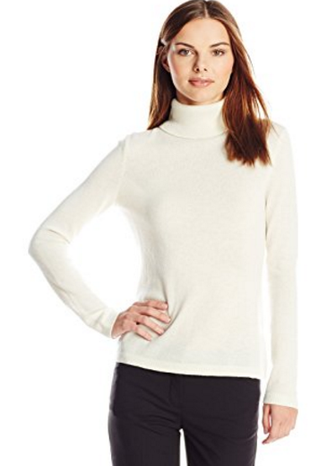 Cashmere Slim-Fit Turtleneck Sweater