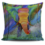 Awesome Elephant Pillow Cover