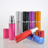 6ml Portable Aluminum Refillable Perfume Bottle