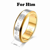 FREE Forever Love Couple Ring