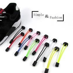 No Tie Locking Elastic Shoelaces