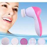 5in1 Facial Cleanser Brush