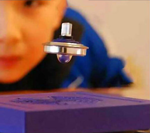Magnetic Levitation Floating Flying Saucer (Free Shipping)