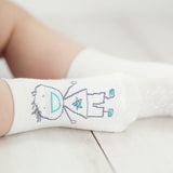 Newborn Cartoon Socks