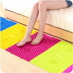 Colorful Mat Foot Massage