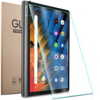 Premium 9H Clear Tempered Glass Protector for Lenovo Smart Tab 10.1 Yoga Tab5 YT-X705