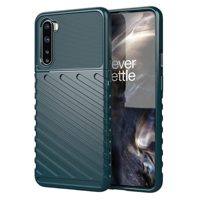 Thunder Series Armor Case GREEN for OnePlus Nord