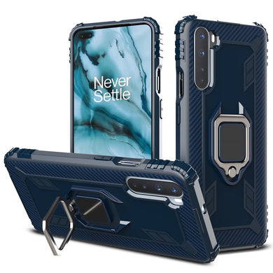 R1 Armor Case BLUE for OnePlus Nord