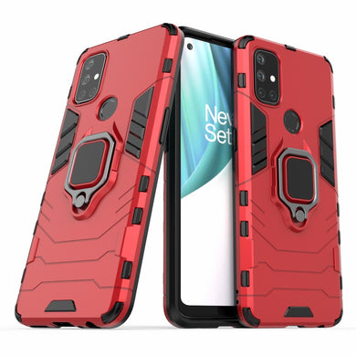 R2 Armor Case RED for OnePlus Nord N10