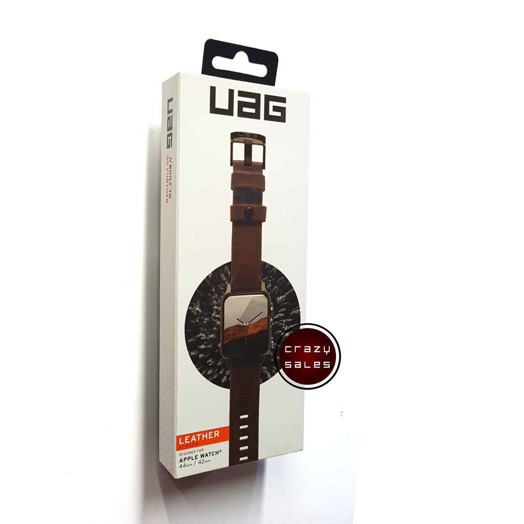 UAG LEATHER WATCH STRAP for Apple Watch