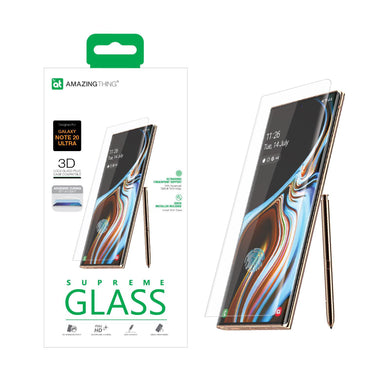 AMAZINGthing LOCA Glass for Galaxy Note 20 Ultra