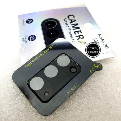 CAMRYA! 3D Camera Len Protector for Galaxy Note 20