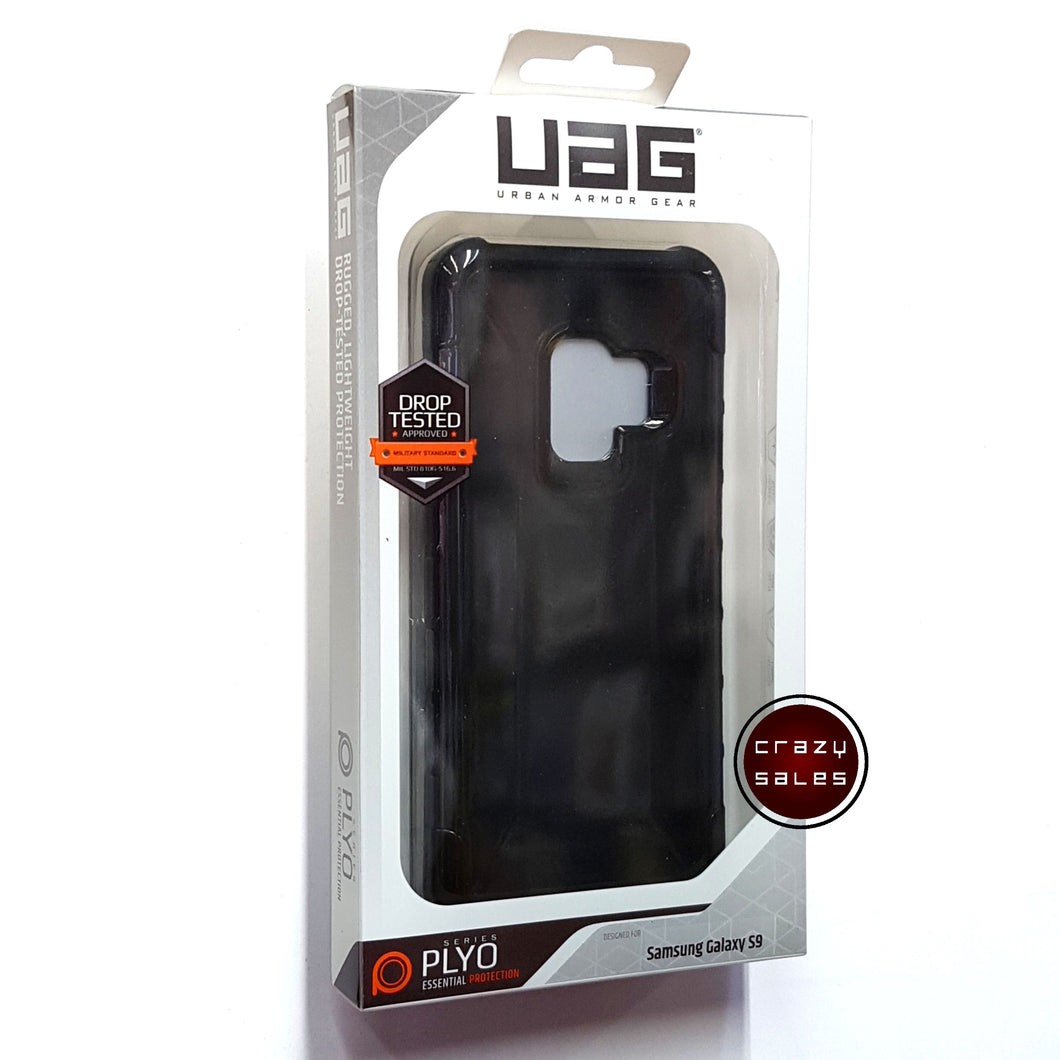 UAG Plyo Series Case ASH for Galaxy S9