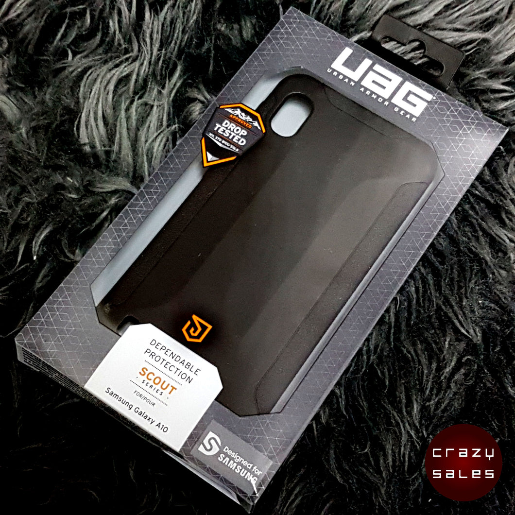 UAG SCOUT Series for Galaxy A10