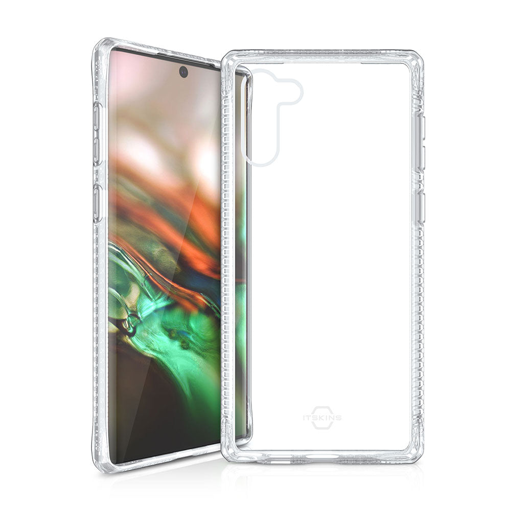 ITSKINS HYBRIDCLEAR Case for Galaxy Note 10