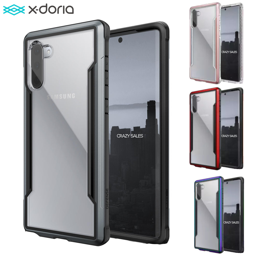 X-DORIA Defense Shield Case for Galaxy Note 10 / 10+