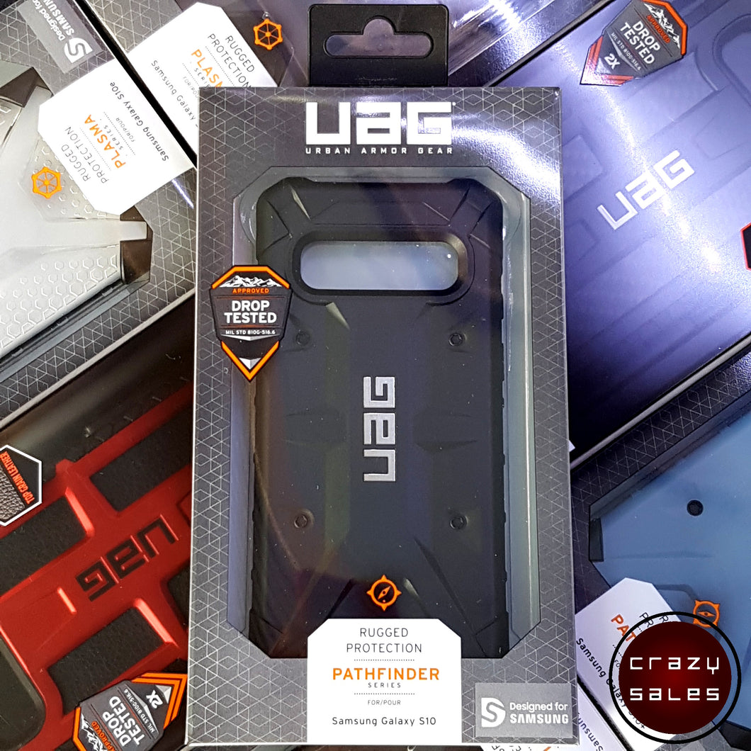 UAG Pathfinder Case BLACK for Galaxy S10
