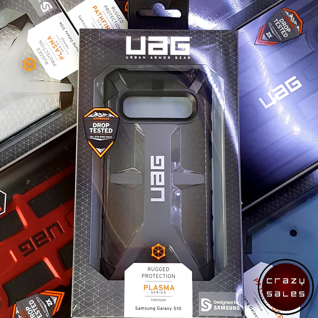 UAG Plasma Case ASH for Galaxy S10