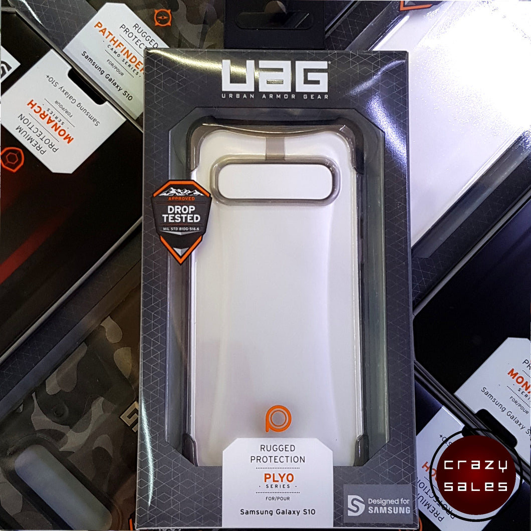 UAG Plyo Case ICE for Galaxy S10
