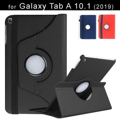 360 Rotating Flip Case for Tab A 10.1 (2019) T510 T515