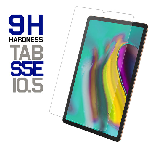 9H Clear Tempered Glass Protector for Galaxy Tab S5E 10.5 (2019) T590 T595