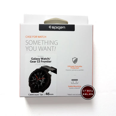 Spigen Liquid Air for Galaxy Watch 46MM / Gear S3 Frontier