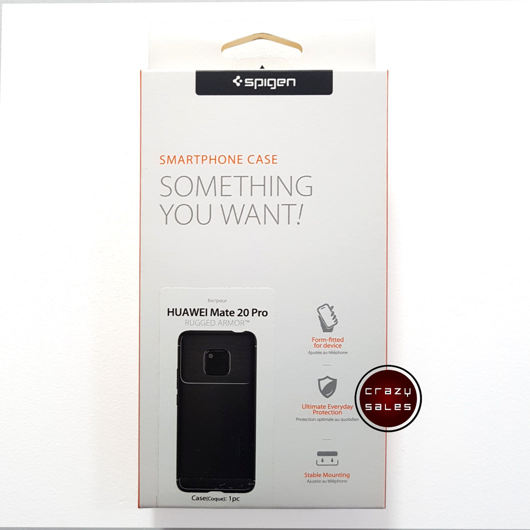 Spigen Rugged Armor for Huawei Mate 20 Pro