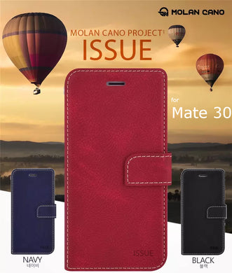 Molan Cano Issue Diary Case for Huawei Mate 30