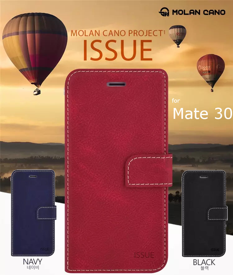 Molan Cano Issue Diary Case for Galaxy Note 20 Ultra