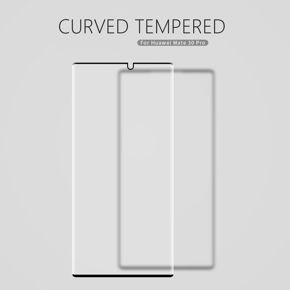 Curved Tempered Glass Screen Protector for Huawei Mate 30 Pro