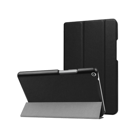 Folio Flip Case for Huawei MediaPad M5 Lite 10.1