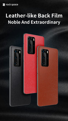 ROCK SPACE Leather-like Back Film for All Phone Model