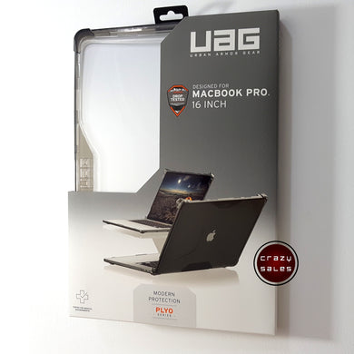 UAG Plyo Series Military Drop Tested Case ICE for MacBook Pro 16-inch