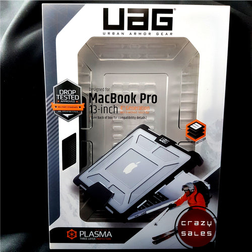 UAG Plasma for Apple Macbook Pro 13