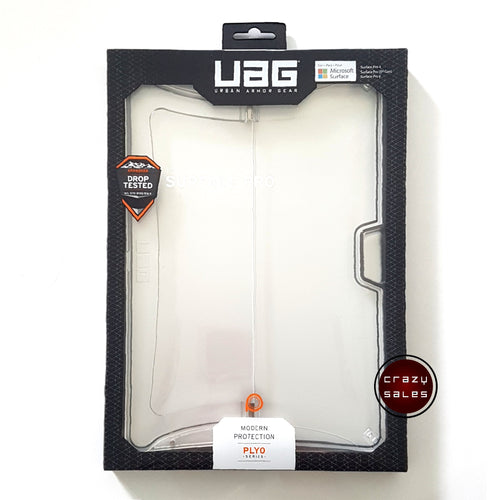 UAG Plyo Series Case for Microsoft Surface Pro 7/6/5/4/LTE
