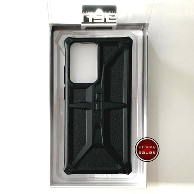 UAG Monarch Case BLACK for Galaxy Note 20 Ultra