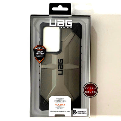 UAG PLASMA Series Case ASH for Galaxy Note 20 Ultra