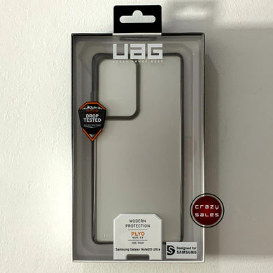 UAG Plyo Case ICE for Galaxy Note 20 Ultra