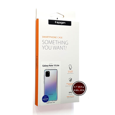 Spigen Liquid Crystal Case for Galaxy Note 10 Lite