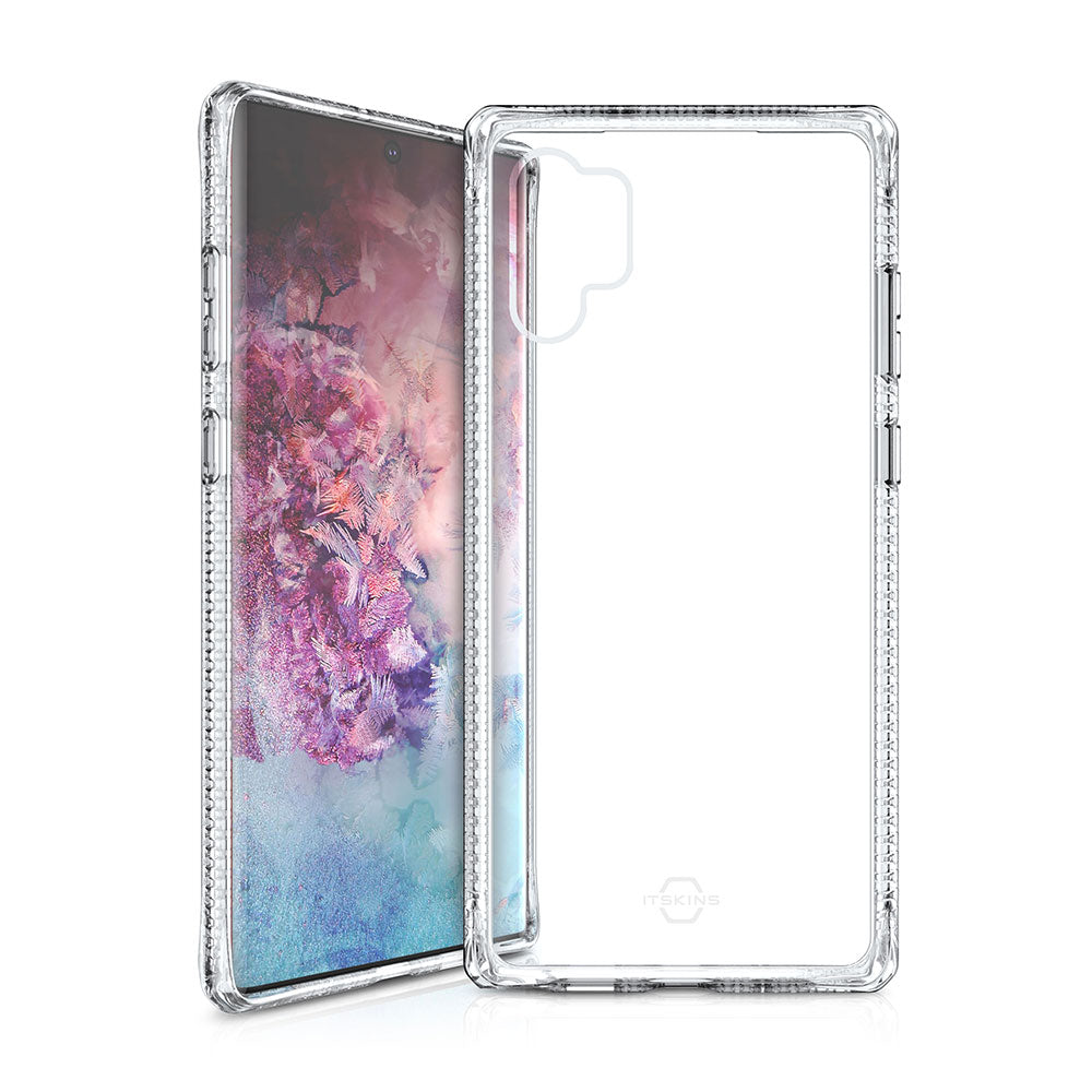 ITSKINS HYBRIDCLEAR Case for Galaxy Note 10 Plus